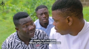 Woli Agba – Service On The Street (Comedy Video)