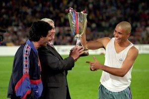 Jose Mourinho name Brazilian Ronaldo as best of all time