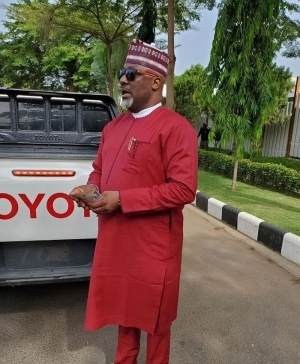 """""""Leaders Need To Start Respecting 'Office Of The Citizens"""" – Dino Melaye"""