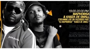 DJ Maphorisa & Kabza De Small – Ghost Producers (Scorpion Kings)