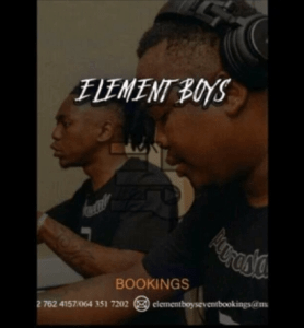 Element Boys & BW Production – Pressure