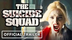 The Suicide Squad 2021 (Official Trailer) Starr.  Margot Robbie, Idris Elba, John Cena