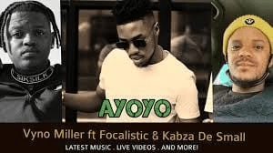 Vyno Miller – Ayoyoyo Ft. Focalistic (Prod. Kabza De Small)