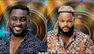 I See Whitemoney And JMK In A Relationship After BBNaija - Pere Predicts
