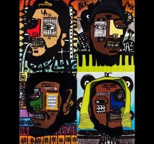 Terrace Martin, Robert Glasper, 9th Wonder & Kamasi Washington Ft. Phoelix – Sleepless Nights