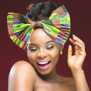 Yemi Alade Confirms Her Love For Boys (Photo)