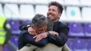 Atletico Madrid coach Simeone: One of the best years to be champions