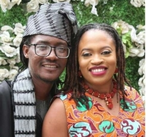 Rapper, Jesse Jagz Weds Lover, Tolu In Private Wedding Ceremony (Photos)