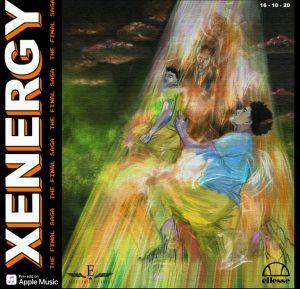 Shane Eagle – Xenergy : The Final Saga (EP)