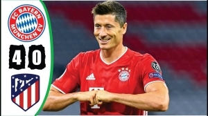 Bayern Munich vs Atletico Madrid  4 - 0 | UCL All Goals And Highlights (21-10-2020)