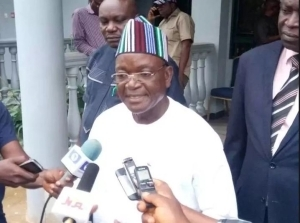 We'll Reject Review Of Land Use Act By Federal Government – Governor Ortom