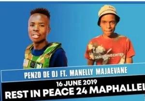 Penzo De DJ – 16 June Maphalle Ft. Manelly Majaevane