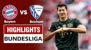 Bayern Munich vs  Bochum 7 - 0 (Bundesliga 2021 Goals & Highlights)