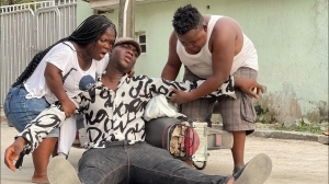 TheCute Abiola - Wahala Be Like Tatoo (Comedy Video)