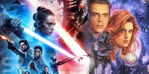 Rise of Skywalker Shows Star Wars