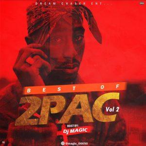 DJ Magic – Best Of 2Pac Mix (Vol. 2)