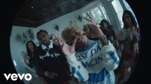 Justin Rarri Feat. Gunna - THUGBABY (Video)