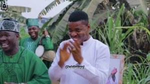 Woli Agba – Miss Gargantuan In Church (Comedy Video)