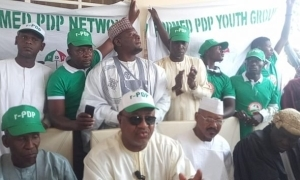 Adamawa PDP faction reacts to split, vows to fight on