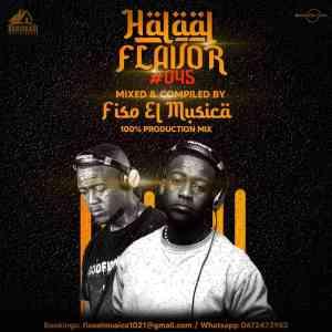 Fiso El Musica – Halaal Flavour #045 Mix (100% Production Mix)