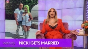 Wendy Williams drags Nicki Minaj's marriage