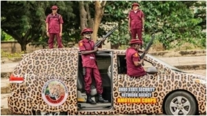Ondo Amotekun Rescues Nine Lagos-Bound Kidnapped Victims, Remains Three In Captivity