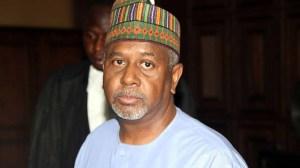 Ex-NSA, Sambo Dasuki, denies campaigning for President Buhari against Jonathan in 2015