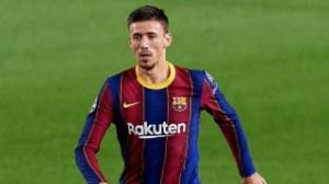 West Ham, Everton in talks for Barcelona defender Lenglet
