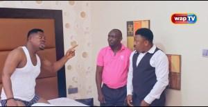 Akpan and Oduma - MAN POWER (Comedy Video)