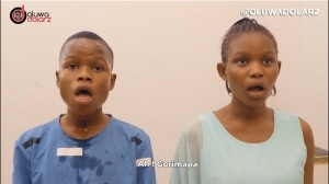 Oluwadolarz And Family [Episode 1] (Comedy Video)