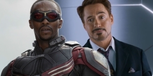 Falcon Personally Asked Stark Industries For An Armor Upgrade