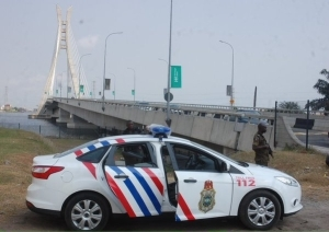 Lagos Police RRS Intercept Car Stolen In Abuja By Owner's Driver