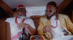 Larry Gaaga Ft. Flavour, Phyno & Theresa Onuorah – Egedege (Video)