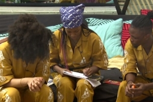 """#BBNaija: """"If We Survive This Eviction, It Will Be Like A Miracle.."""" – Nengi"""