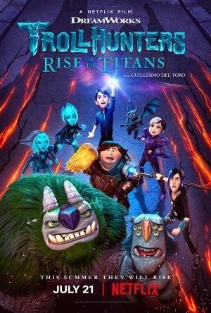 Trollhunters: Rise of the Titans (2021) (Animation)