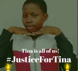 JUSTICE FOR TINA!! Nigerian Policeman Gunned Down A Bus Driver And A Young Girl Named Tina At Iyana Oworo, Lagos (Watch Video)