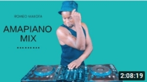 Romeo Makota – 2020 Amapiano Hits [2 Hours Mix]