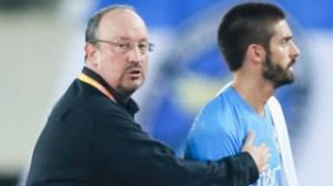 Everton continue talks with ex-Liverpool boss Benitez