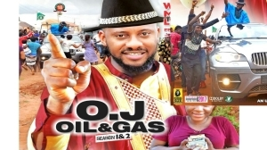 Oj Oil & Gas (Old Nollywood Movie)