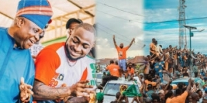 Davido declares his political ambitions, vows to oust the old hags in government