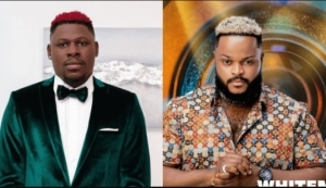 BBNaija: Our Bromance Is Made In Heaven, Niyi Hails Whitemoney