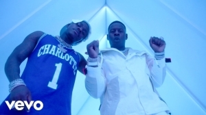 Blac Youngsta - Saving Money Ft. DaBaby (Video)