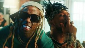 KSI Feat. Lil Wayne - Lose (Video)