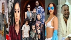 Rudeboy Romances BBNaija Mercy, Kanye West and Daughter Rap battle, Bobrisky Destruction & More