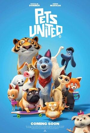 Pets United (2019) (Animation)