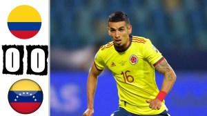 Colombia vs Venezuela 0 − 0 (Copa America 2020 Goals & Highlights)