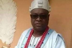 BREAKING NEWS! Abducted Ekiti Monarch Regains His Freedom