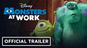 Monsters At Work (2021) - Official Trailer Starr.  Billy Crystal, John Goodman