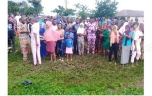SO SAD: Lightning Kills Two Cousins Heading Out While Raining In Osun State (Photos)