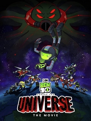 Ben 10 vs. the Universe: The Movie (2020) (Animation)